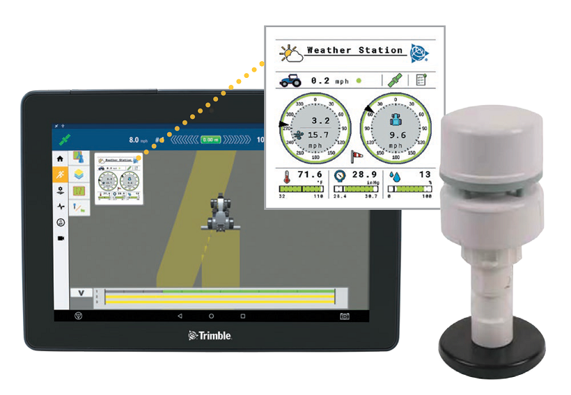Field-IQ™ ISO Weather Station